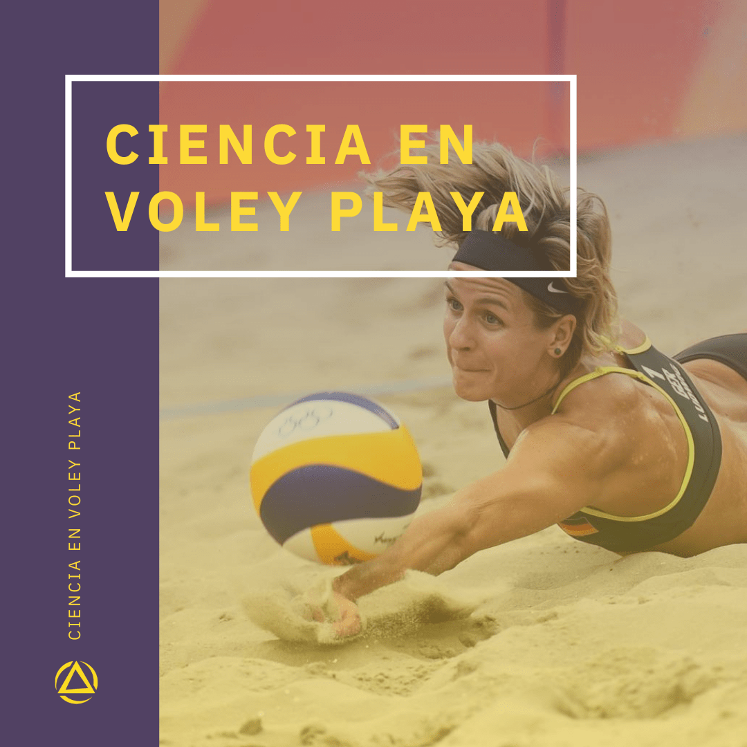 ciencia en beach volley, ciencia en voley playa